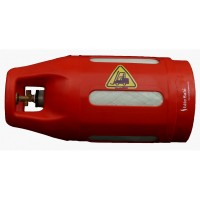 Балон газовий для погрущика Lite Safe 24 л
