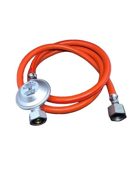 Комплект до газової плити GOK Shell 1,5 кг/год 37 мбар G1/2 - 2 метр