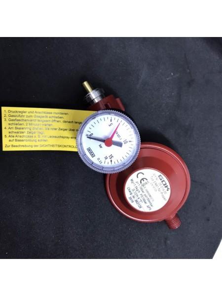 Регулятор низького тиску GOK EN61 PS16 bar 50mbar KLF