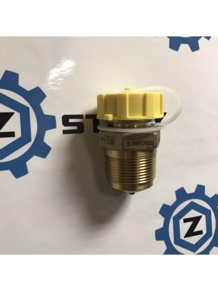 Клапан для заповнення тип FVK PS 25 бар AG 1 1/4 NPT * AG 1 3/4 ACME