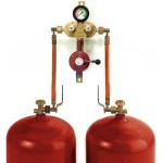 Установки газобалонні рампи
