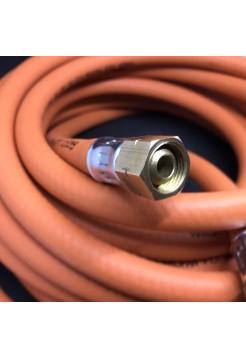 Шланг морозостійкий для газовой пушки і пальників 3/8LH - 3/8LH 8м